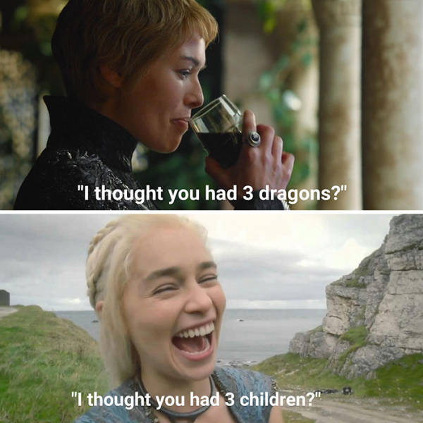 """People Will Never Get Tired Of Memeing About """"Game Of Thrones"""" Season 7 Finale"""