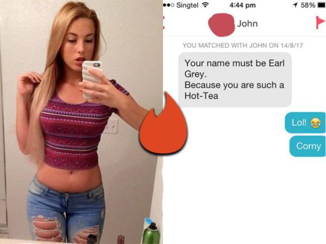 Tinder Is Where Nobody Knows What Shame Is