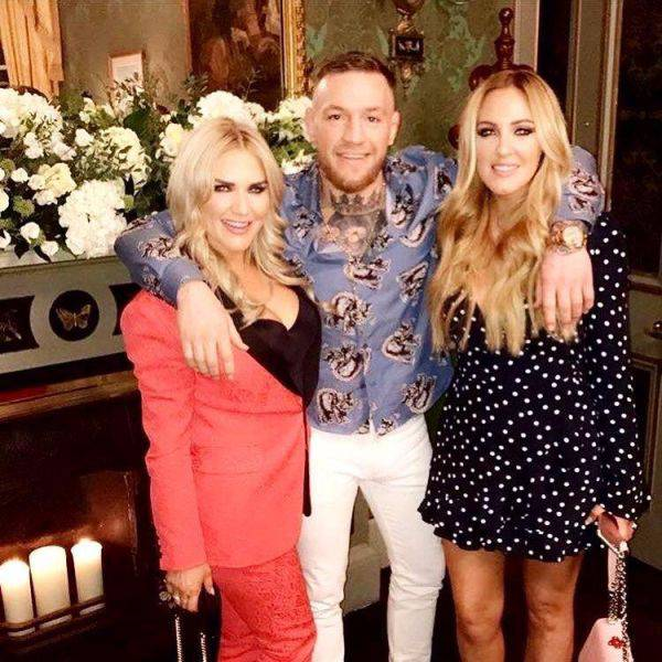 Conor McGregor Has Even Made His Sisters Rich