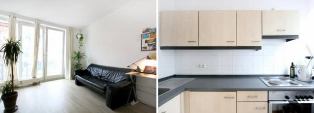 Here's What You Can Rent For $1000 Per Month In Different Countries