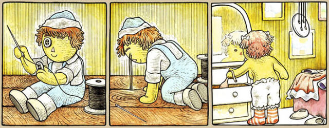 It's Hard To Expect Such Endings To These Comics