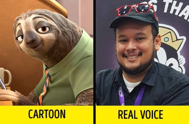 Here's Who Really Voiced Your Favorite Cartoons
