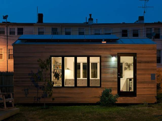 Tiny Homes Are The Coziest Out There