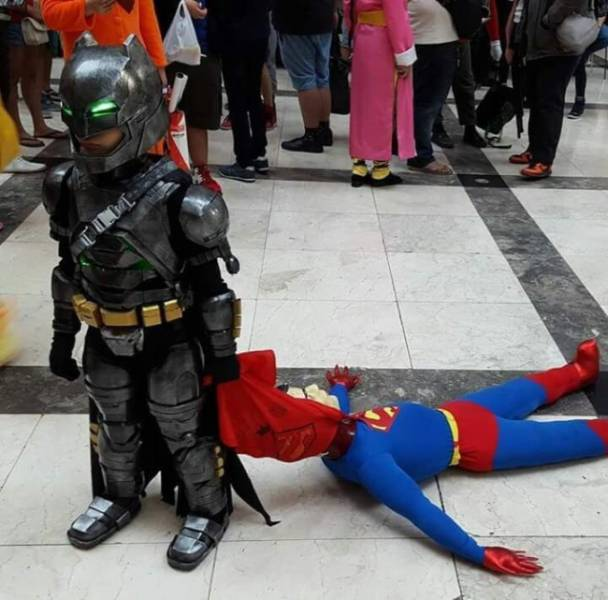 Some Cosplay Is Simply The Best