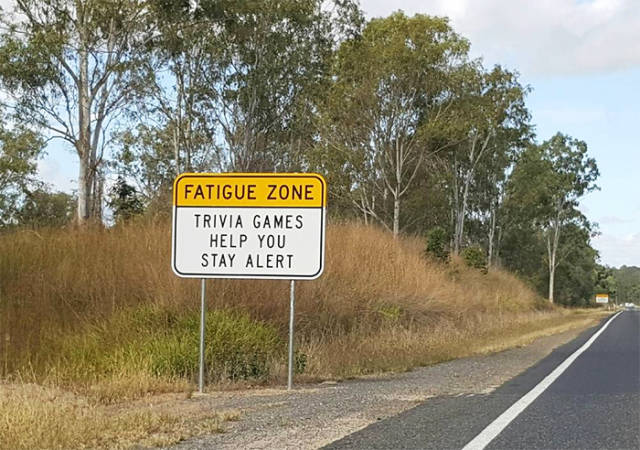 Australia Has Found A Genius Solution To Car Accidents On Long Roads