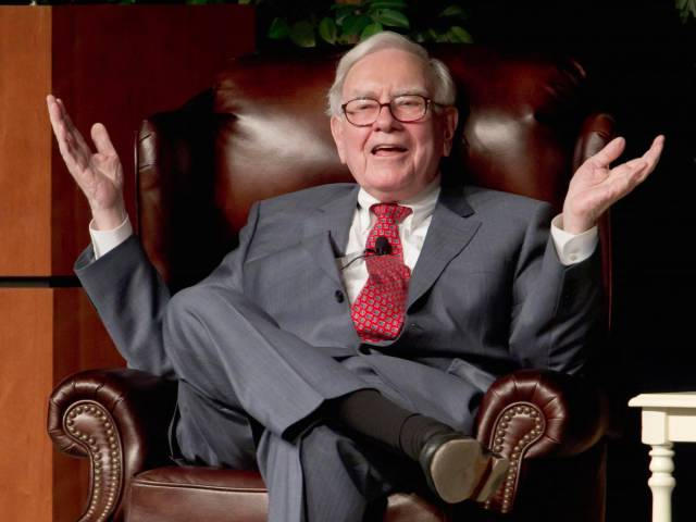 Here's Everything You Should Know About Warren Buffet And His Billions