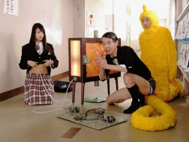 Japan Has Everything Strange That Human Brain Could Produce