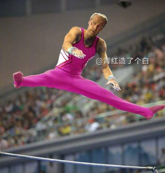 """What Would've Happened If """"Game Of Thrones"""" Had Olympic Games…"""
