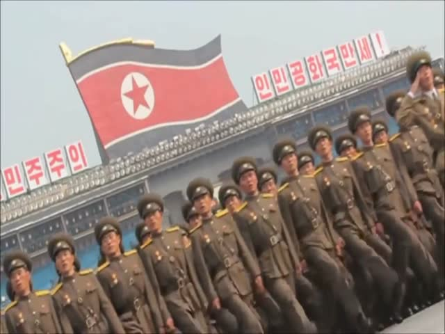 This Is A Much Better Version Of North Korean Army