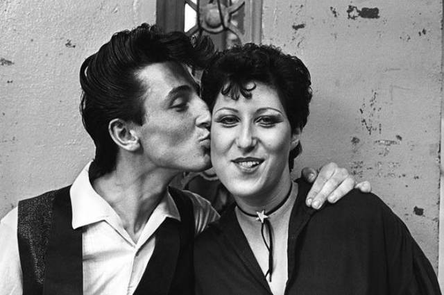 Here's How Subcultures Looked Like Back In The 50s: Teddy Boys