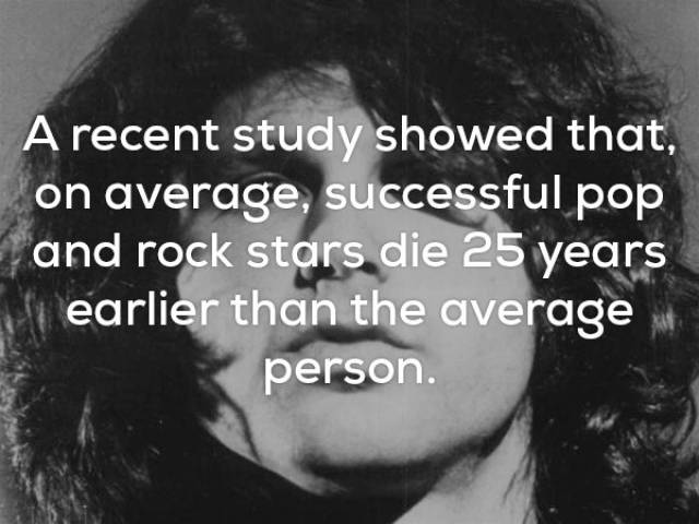 Music Facts Are Frankly Astonishing