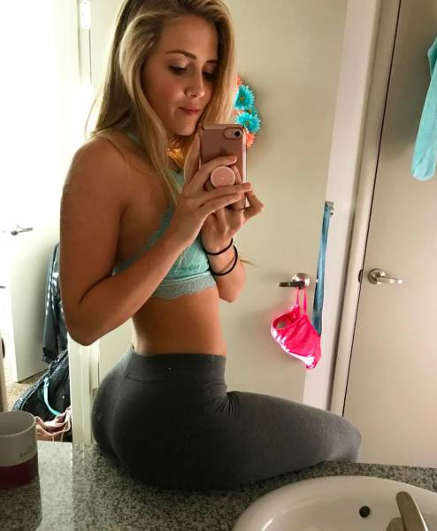 Yoga Pants Are Here! Let Them Come!
