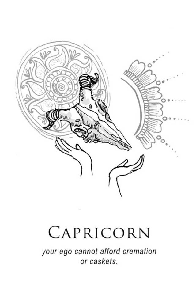 Zodiac Signs Have Been Interpreted In A Least-Expected Way