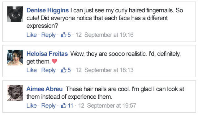 Believe It Or Not – Hairy Selfies On Your Nails Are The Latest Trend!