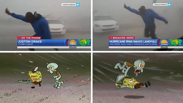 Even Hurricane Irma Can't Destroy Floridian Sense Of Humor!