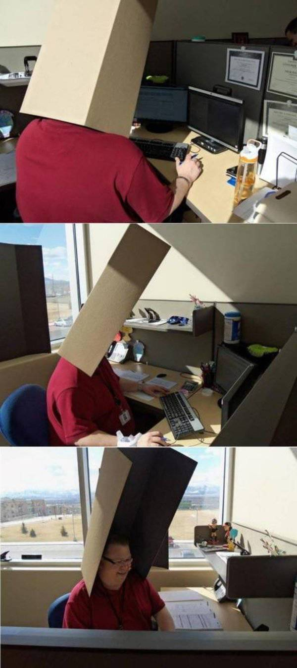Office Is The Place Of Most Fails And Memes