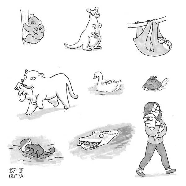 These Comics Show The Real Life With A Dog