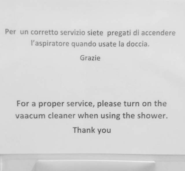 Tourists Have To Read All These Awful Translations…