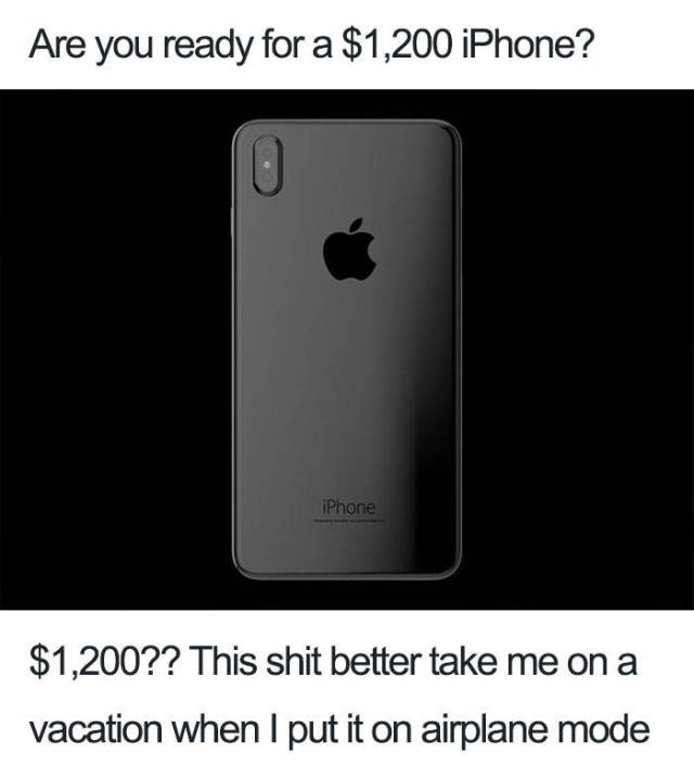 iPhone X Memes Are So Hi-Tech!