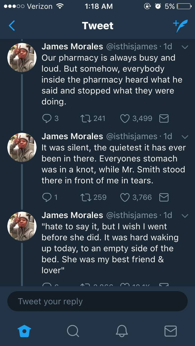 Pharmacists Get To Hear Some Really Heartbreaking Stories…