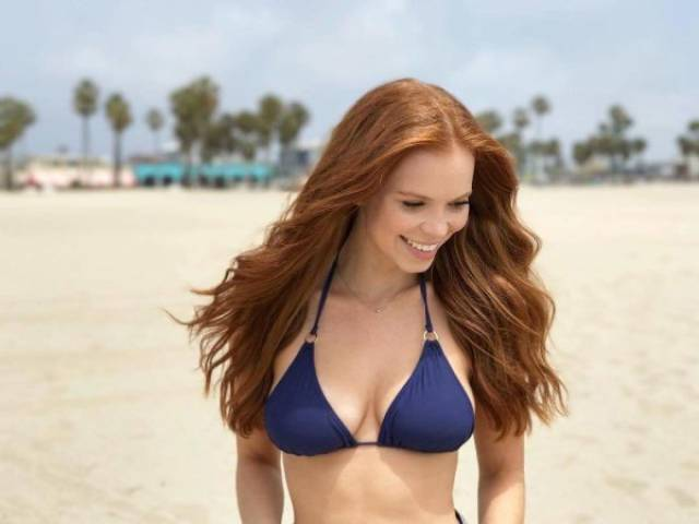 Redheads Might As Well Be The Most Beautiful Kind Of Girls…