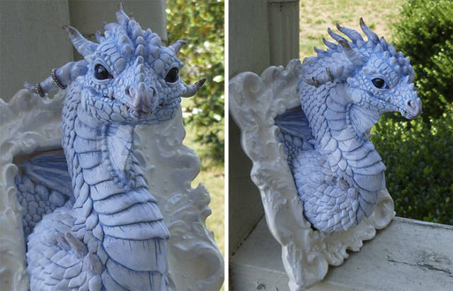 These Polymer Sculptures Look So Real!