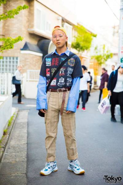 Tokyo's Fashion Is Back In Business