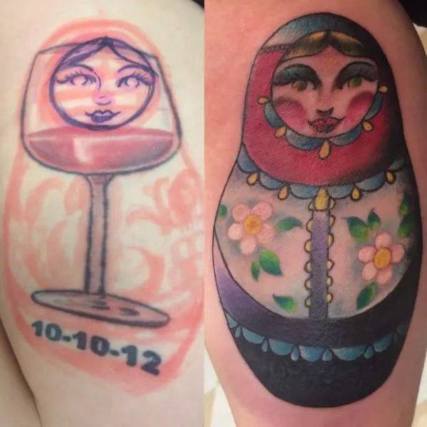 Even Poor Tattoos Can Be Beautifully Covered