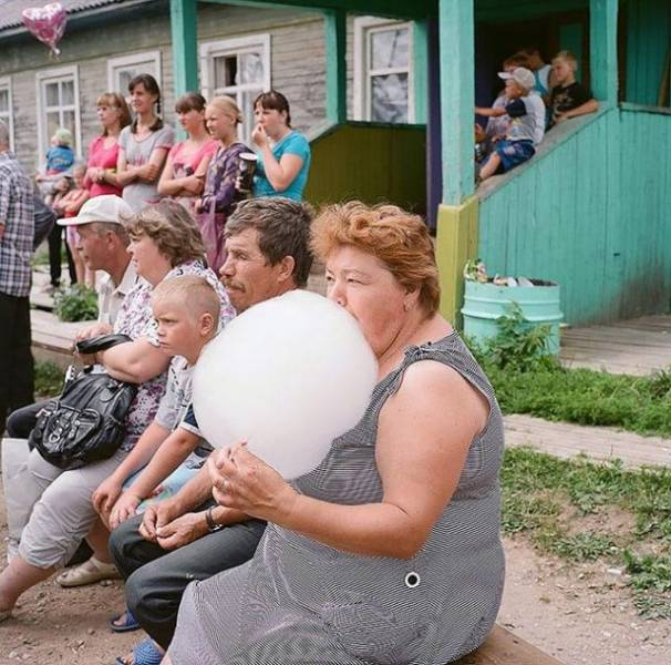 Russian Villages Are So Strange…