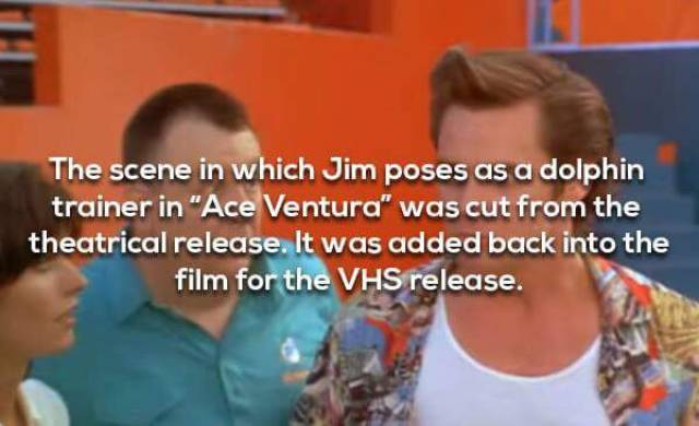 The Funniest Facts About The Funniest Jim Carrey's Movies!