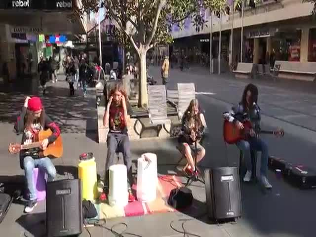 "Metallica's ""Nothing Else Matters"" Is Nailed By These Kids!"