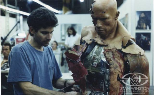 "Behind-The-Scenes Shots From ""Terminator 2"" Look Really Brutal"