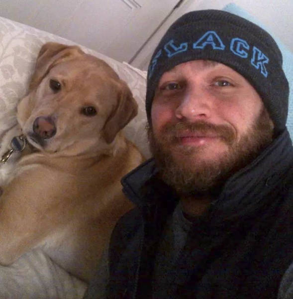 Tom Hardy Knows How To Melt Hearts All Over The Internet