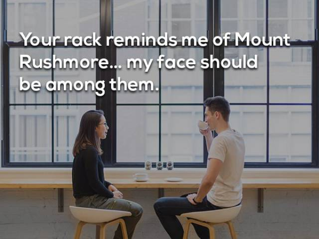 These Pickup Lines Are So Lowbrow – They Definitely Should Work