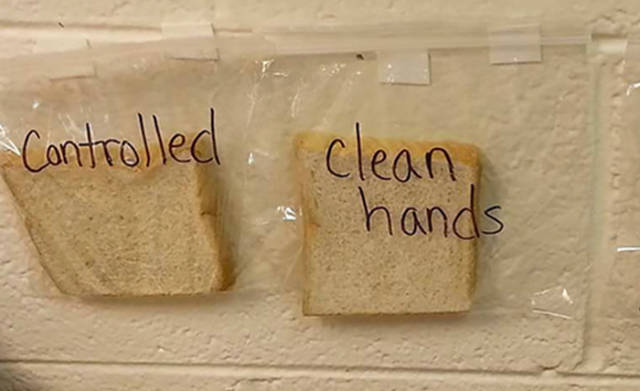 Here's How You Show Your Children Why It's A Must To Wash Your Hands