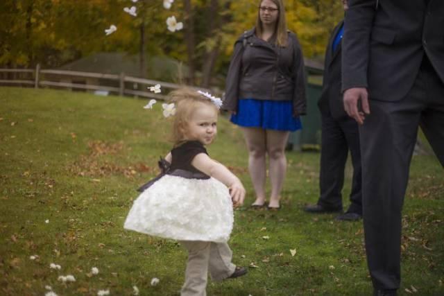 Kids Simply HATE Weddings!