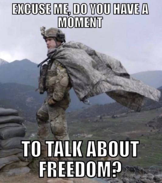 Military Memes Are Always The Last Ones Standing
