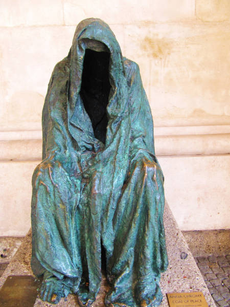 These Statues Will Send Chills Down Your Spine