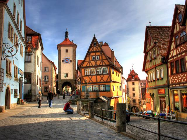 Germany Has Tons Of Tourist Attractions, Actually