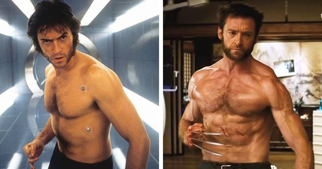 Some Actors Need To Become Absolutely Ripped For Their Roles And They Nail It!