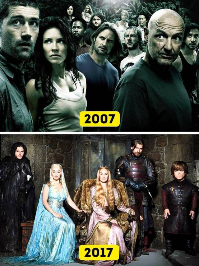 2007 Was Just 10 Years Ago But Everything Was So Different Back Then