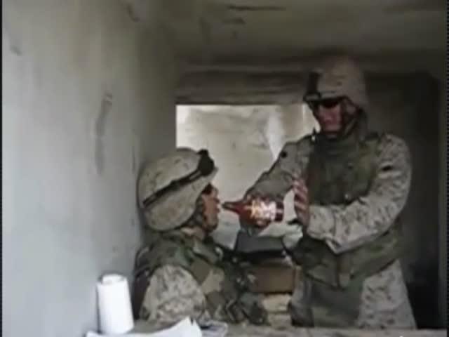 Falling Asleep In Military Is Heavily Unadvised