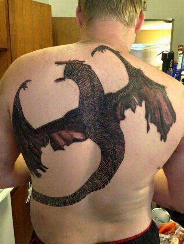 These Awful Tattoos Remind Us Why We Should Always Think Before We Ink
