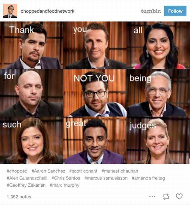"""Food Network Shows Are Roasted By The Internet To A """"Very"""