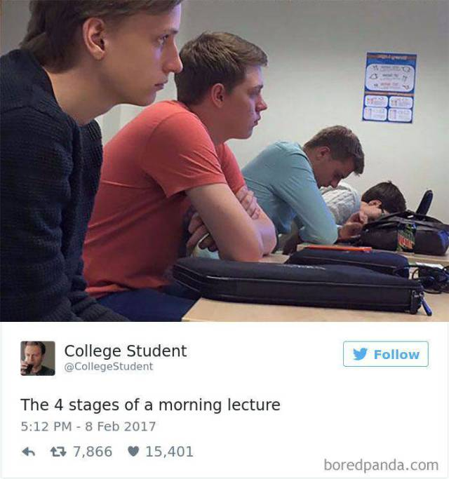 Memeing About College Is The Last Thing You Can Do There To Not Cry