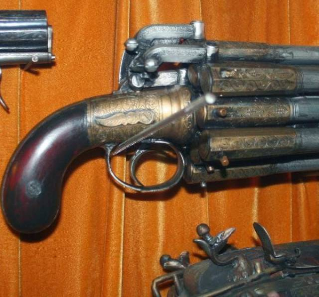 Some Flintlock Guns Were Made Just To Murder Everyone And Everything
