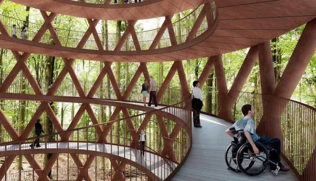 This Danish Architectural Project Is The Best Thing Imaginable For Tourism!