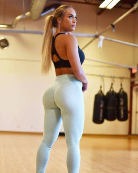 Yoga Pants Was The Perfect Invention!