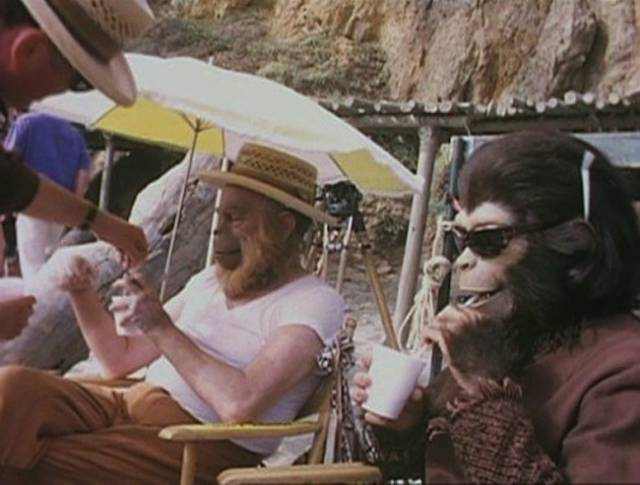 Behind The Scenes Shots From Movies Are Like Completely From Another World