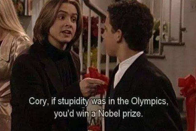 """Boy Meets World"" Was So Wise And So Funny"